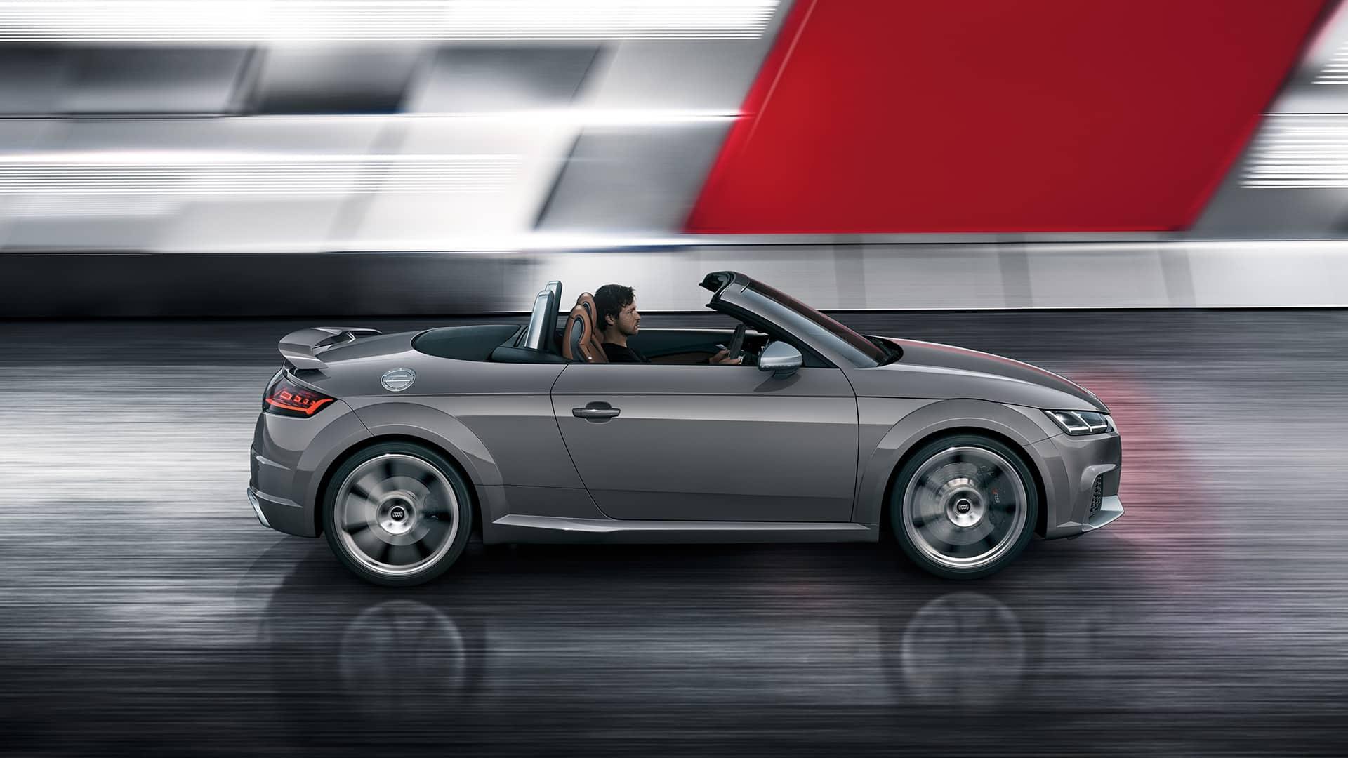 Tt Rs Coup 233 Und Tt Rs Roadster Gt Audi Deutschland