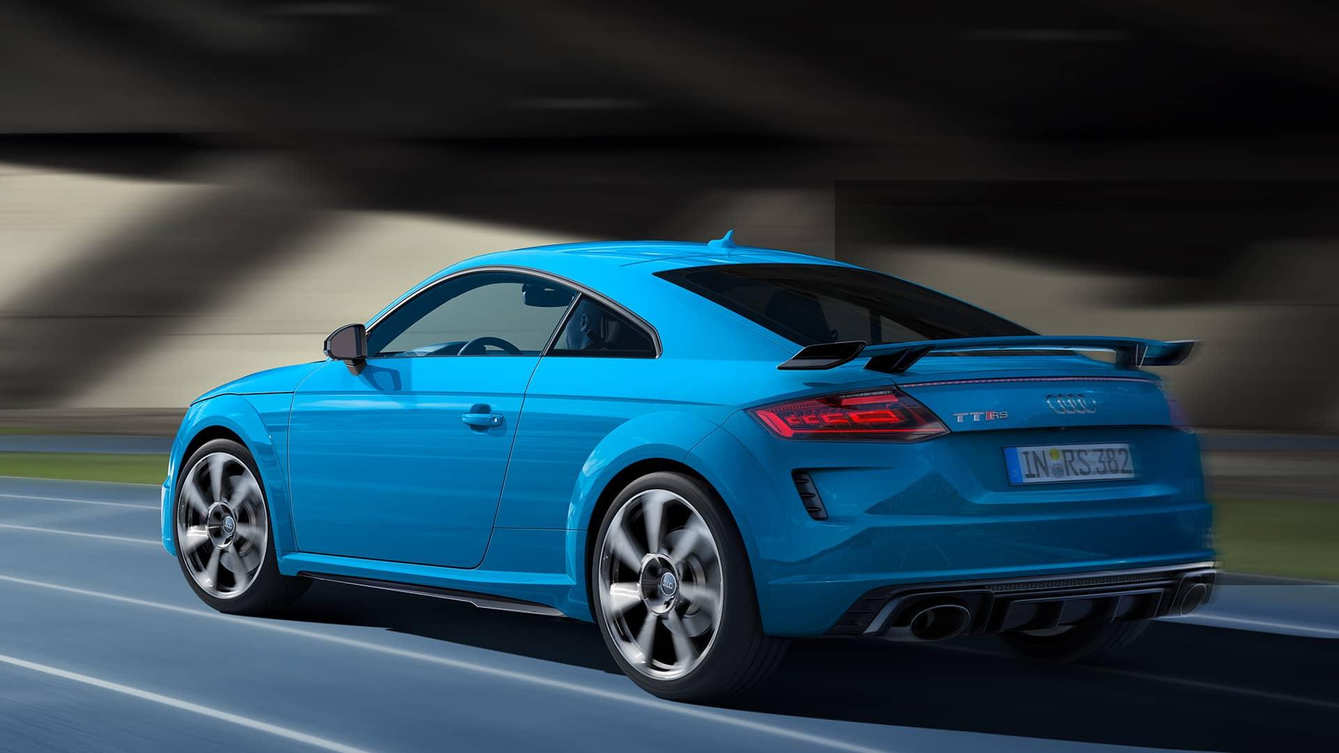 2020 Audi Tt Rs Redesign