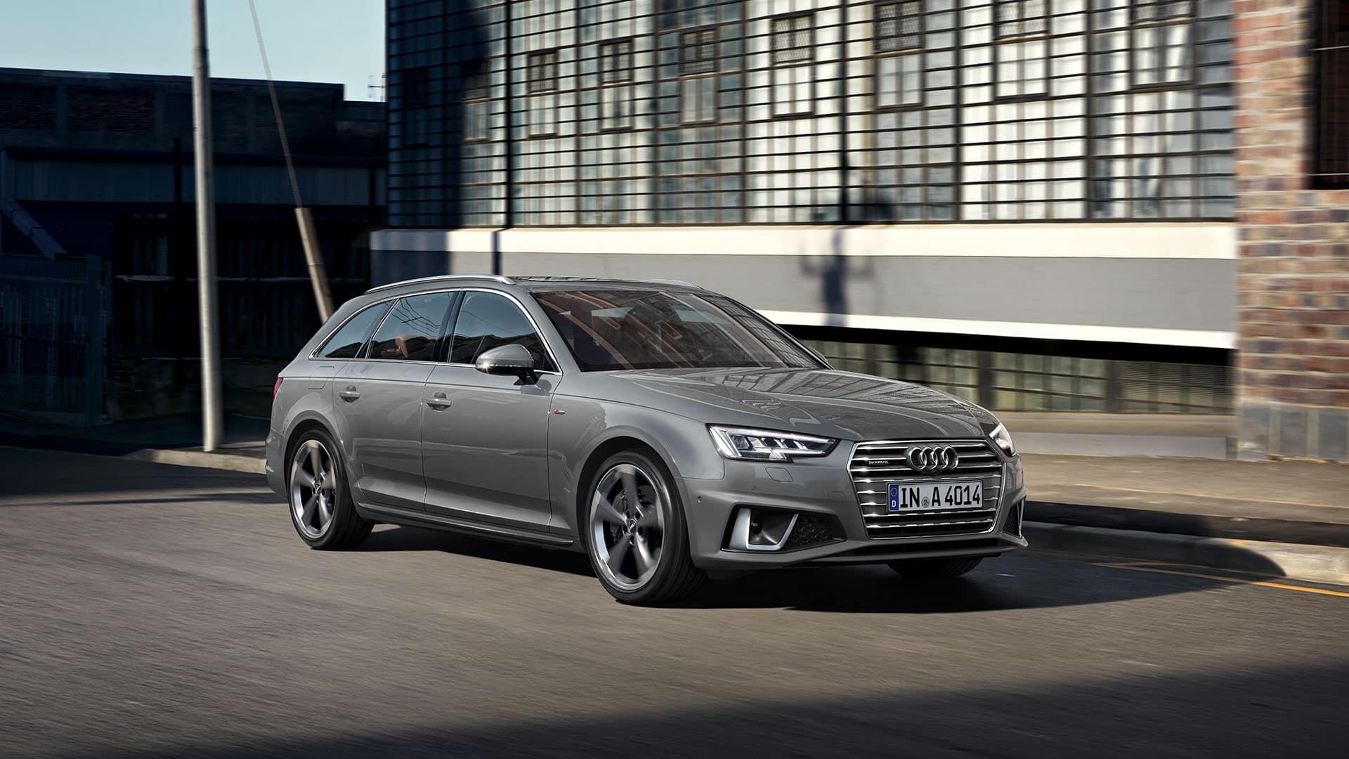 A4 Avant 2019 A4 Audi Deutschland