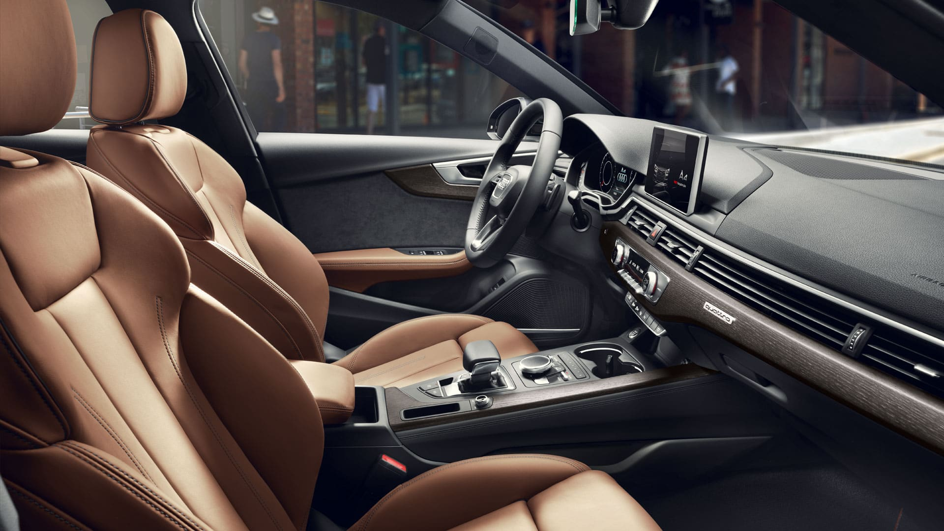Interieur - Audi Design