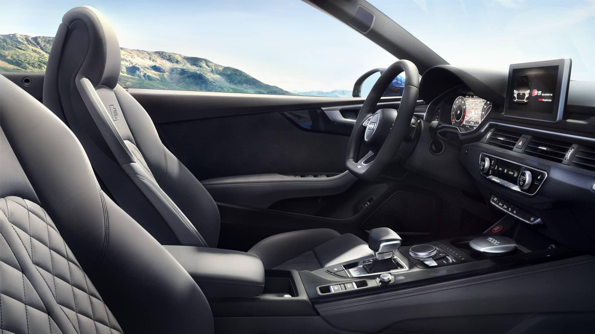 S5 Cabriolet > A5 > Audi Deutschland