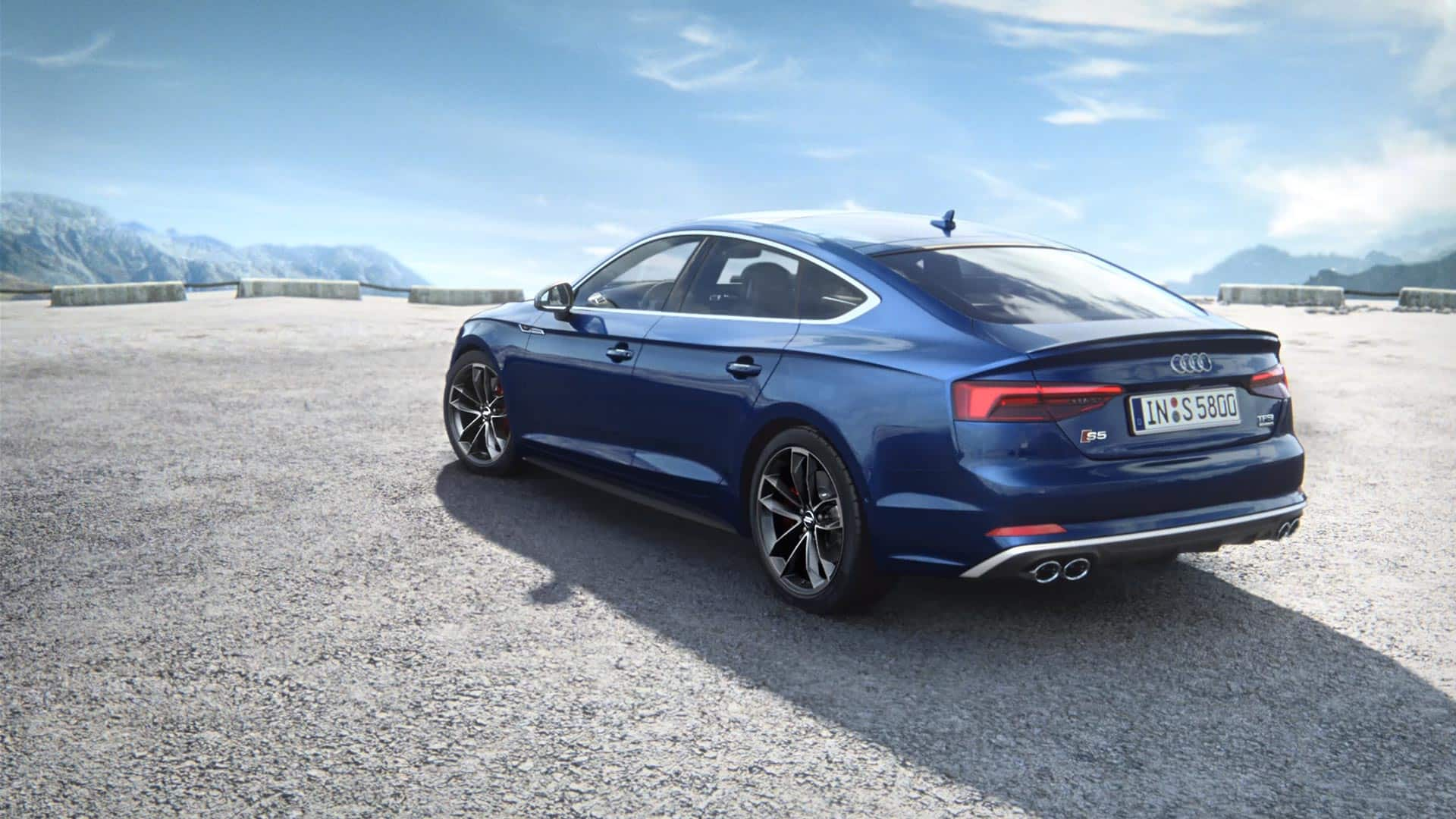 S5 Sportback > Audi Deutschland