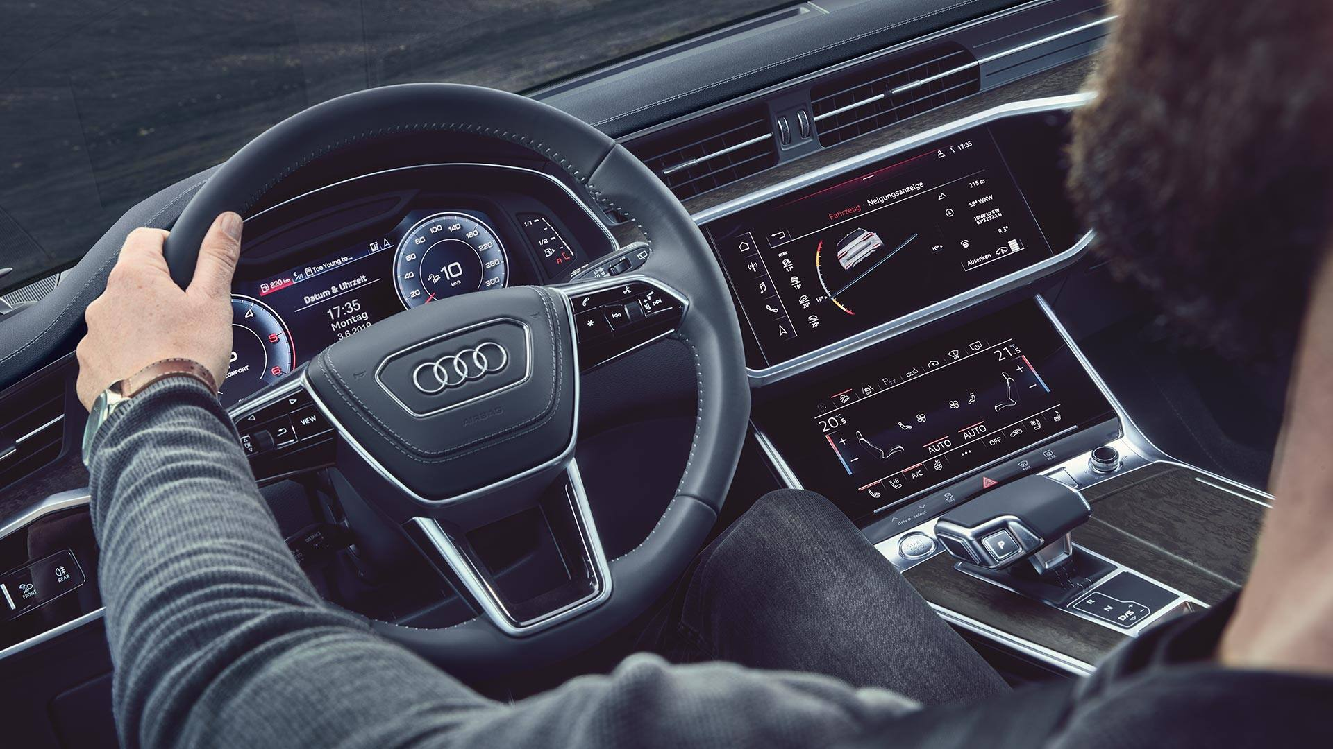 2020 The Audi A6 Price
