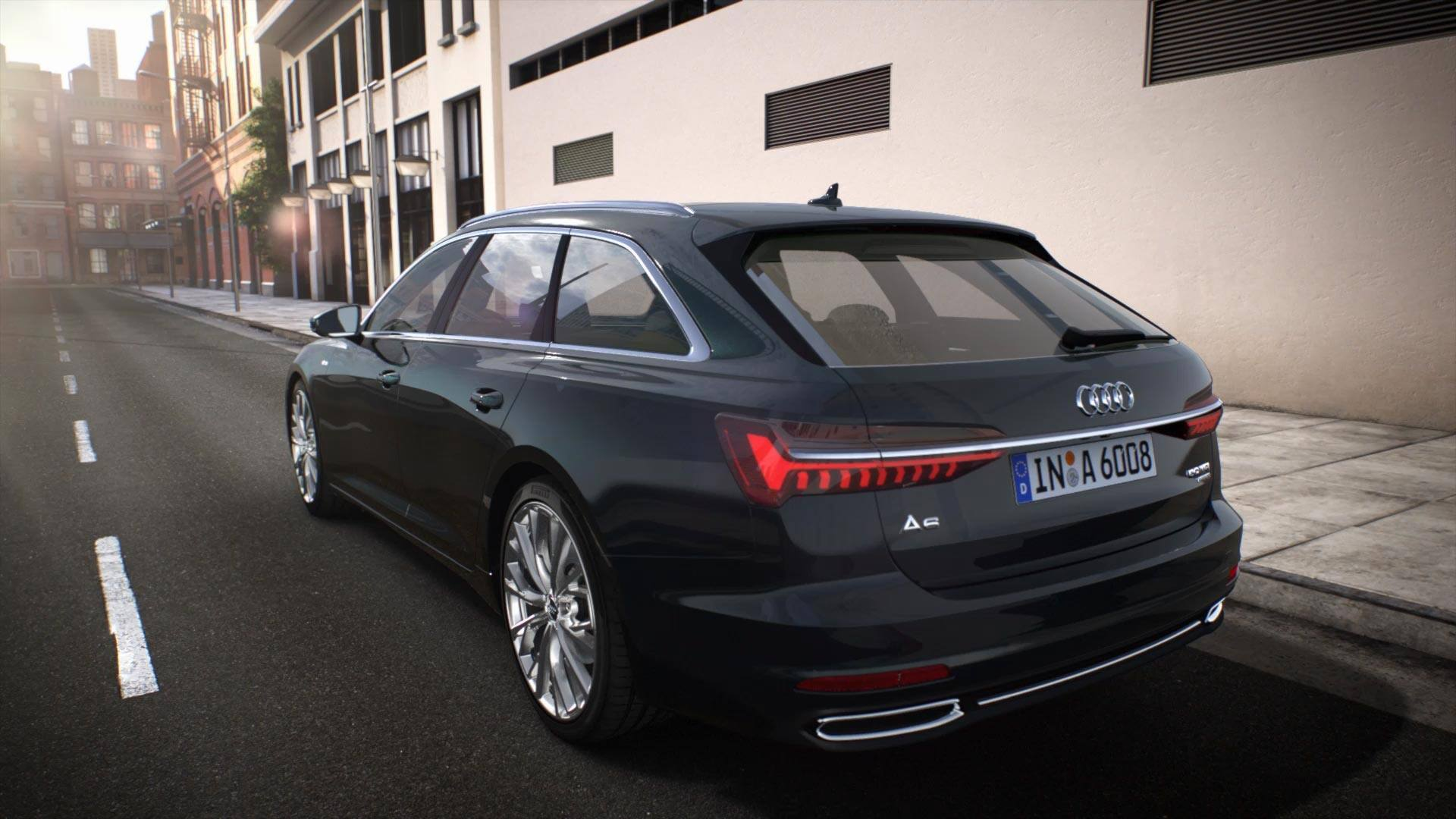 2020 The Audi A6 Configurations