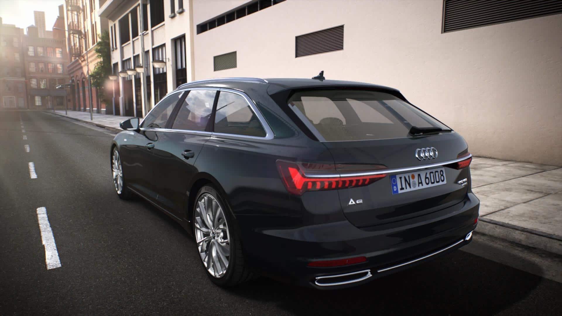 A6 Avant A6 Audi Deutschland