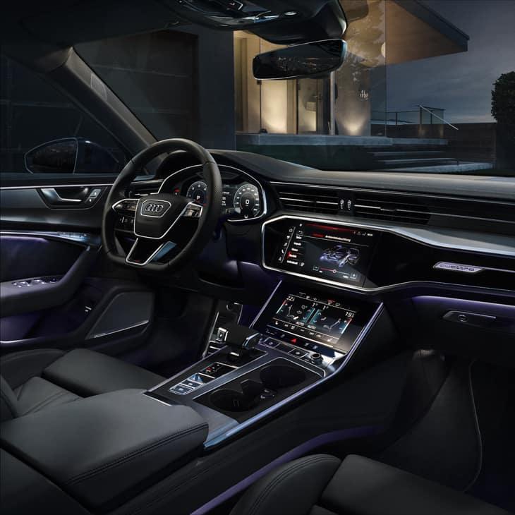 Audi Q8 Schwarz >> A6 Limousine > A6 > Audi Deutschland