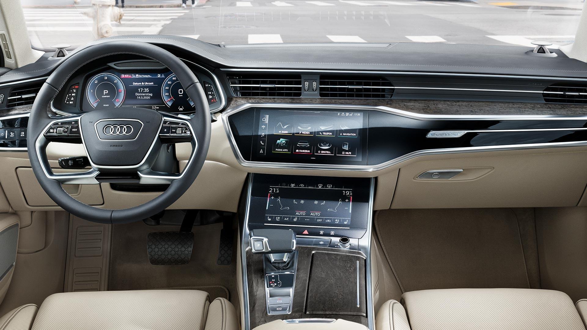 2020 Audi A6 Photos