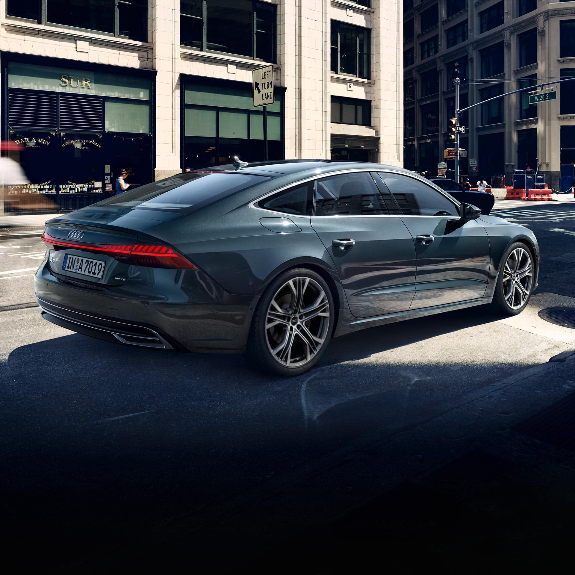 2021 All Audi A7 Redesign and Review