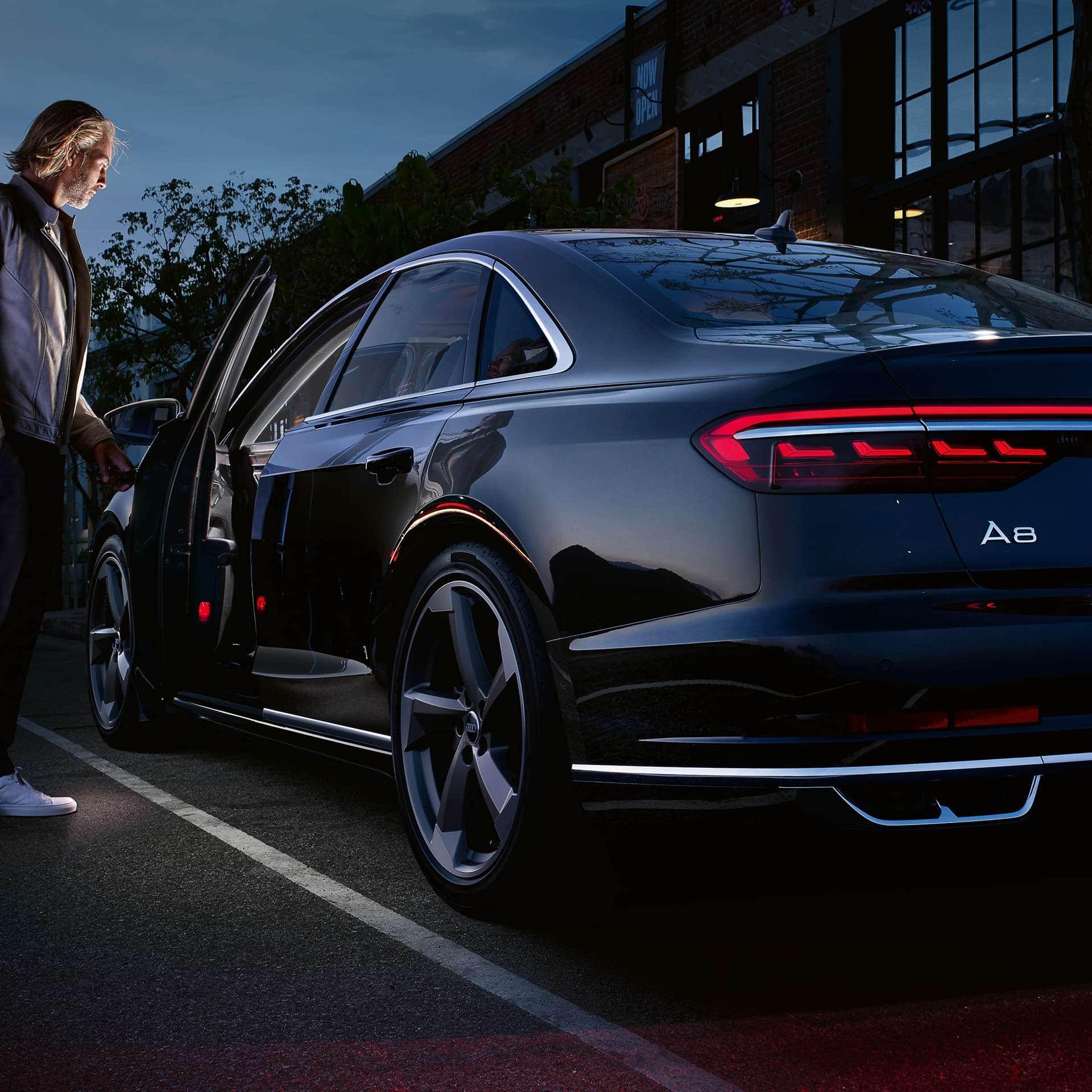 2020 Audi A8 Reviews