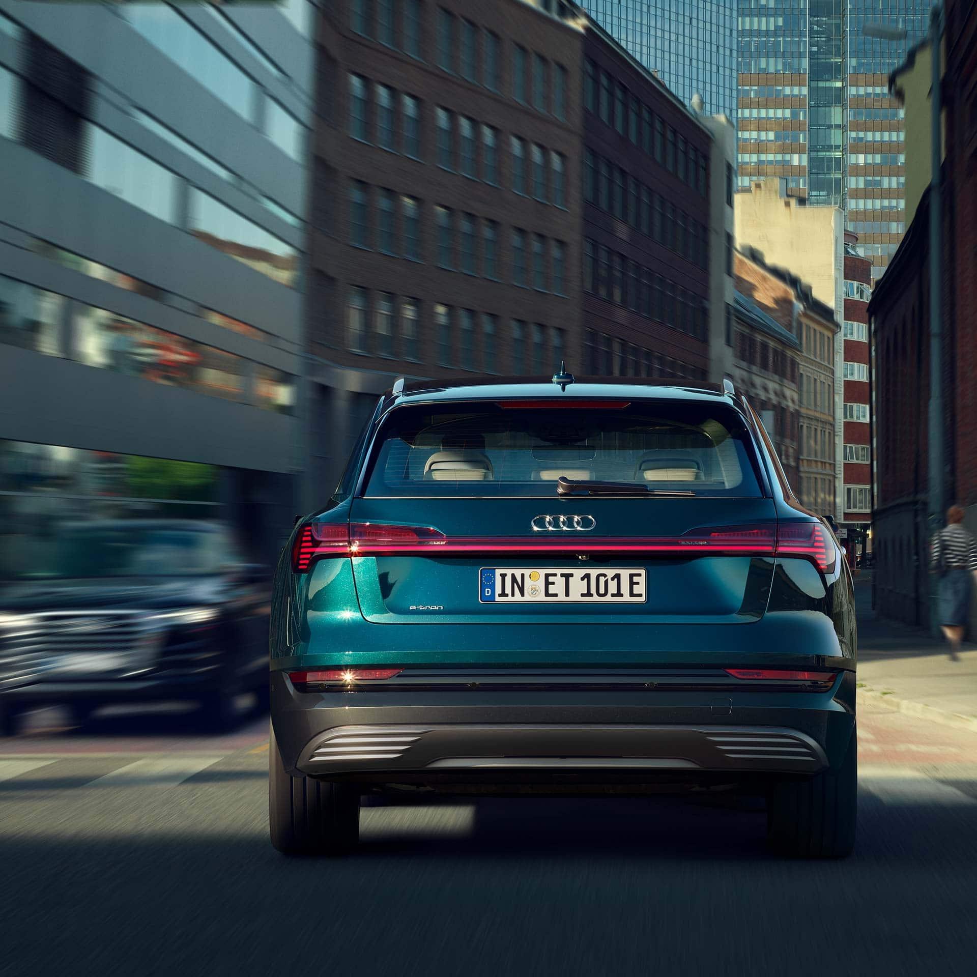 Audi E-tron: Der Elektro-SUV Von Audi