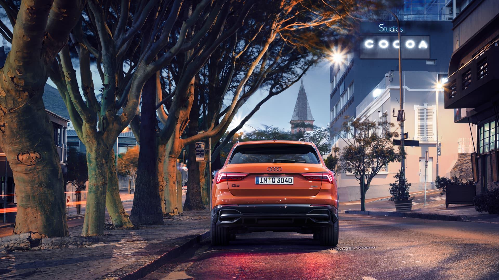 Das Editionsmodell des neuen Audi Q3