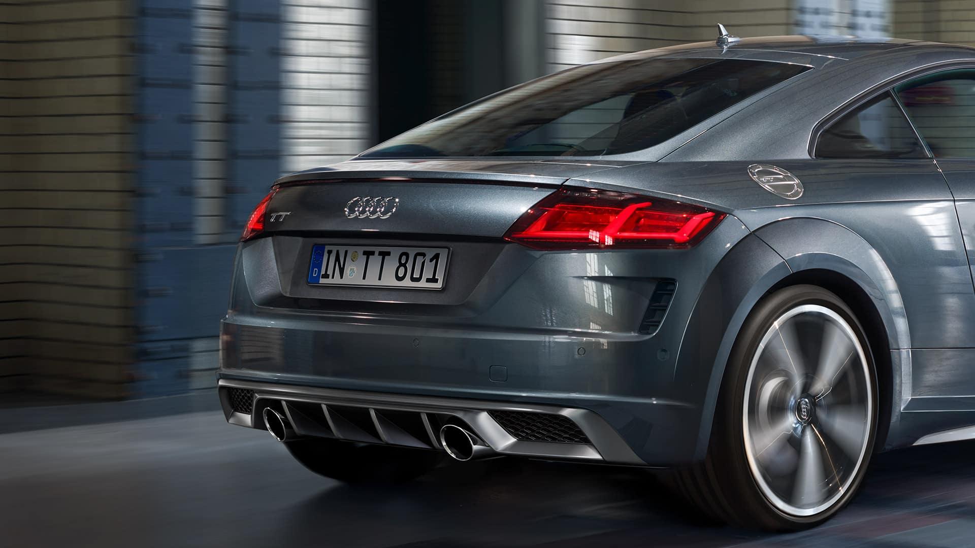 2019 Audi Tt >> TT Coupé > TT > Audi Deutschland